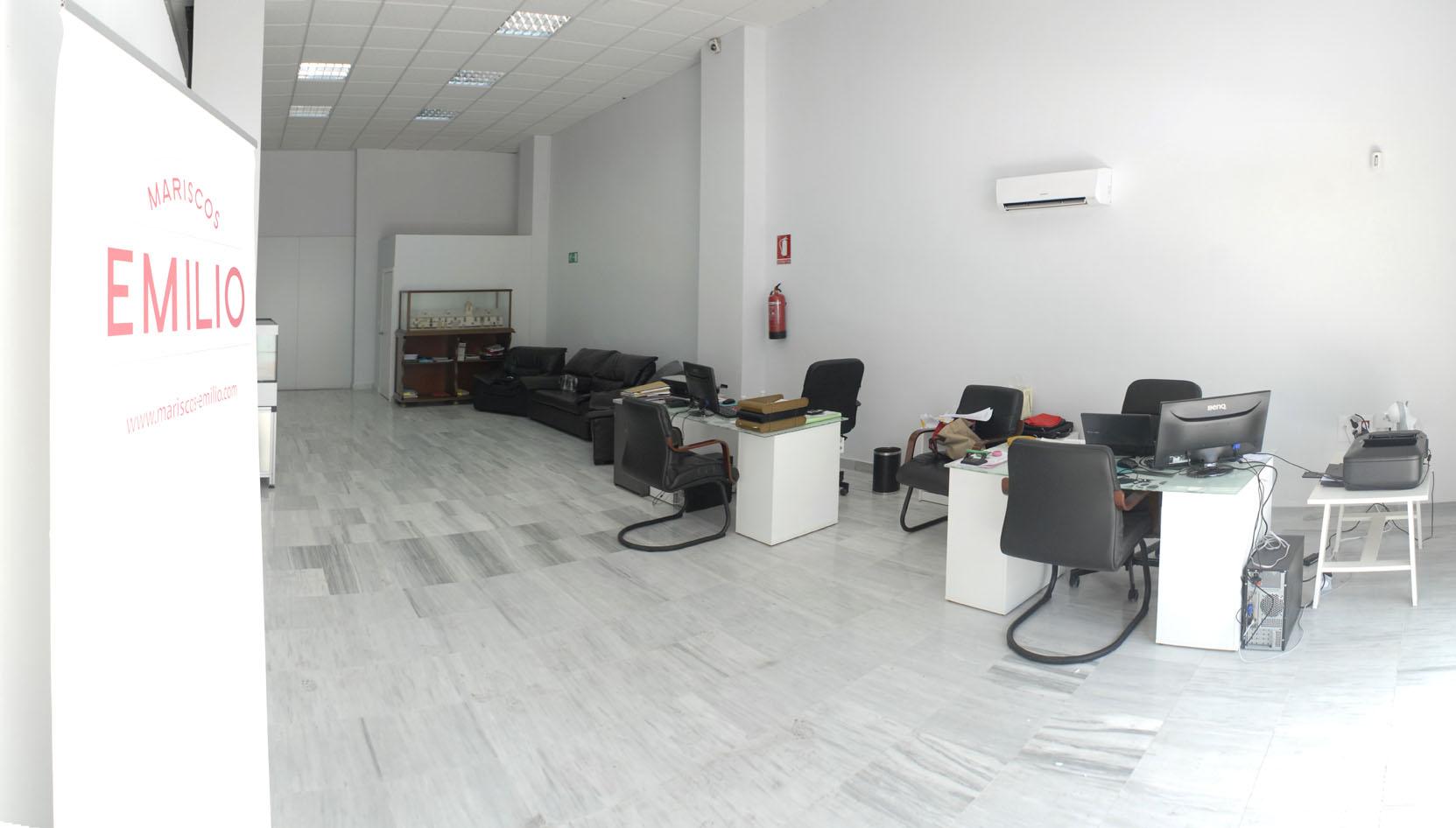 Oficinas Mariscos Emilio