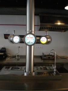 Cerveza Cruzcampo en La Grande